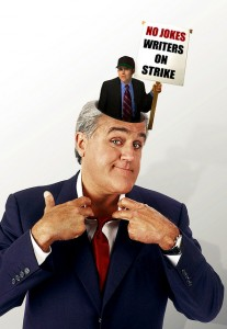 Jay Leno Writers Strike