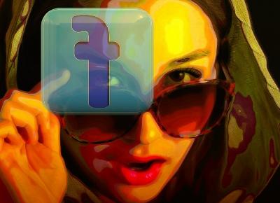 Facebook woman